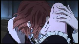 Diabolik Lovers - My Favorite Bite Scenes