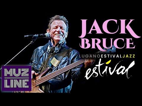 Jack Bruce & His Big Blues Band - Estival Jazz Lugano 2011