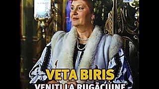 Veta Biris - O Maicuta Sfanta - CD - Veniti la rugaciune