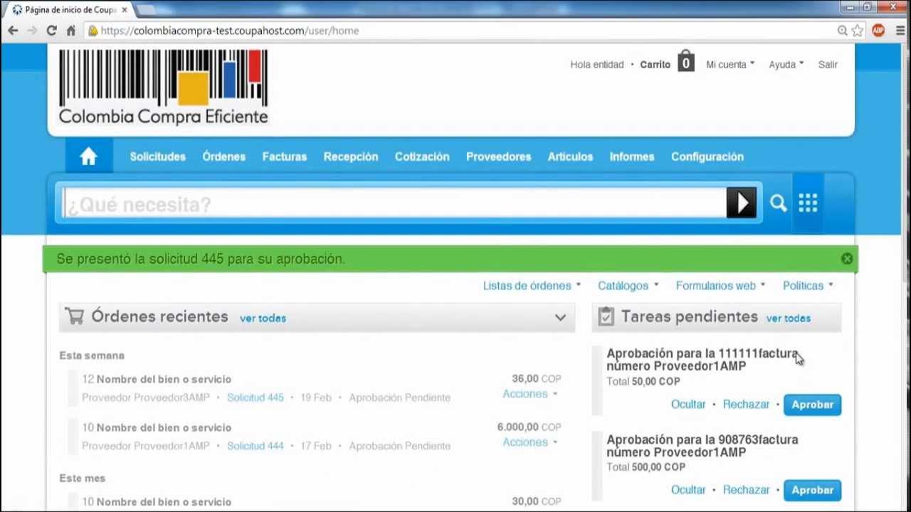 0762a25c25a3d Solicitud de compra en la Tienda Virtual del Estado Colombiano ...