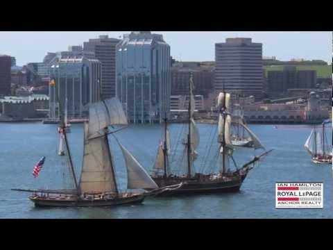 Ian Hamilton - Realtor® Preferred Waterfronts Series #1 Boats Spectacular Boats of Halifax Harbour