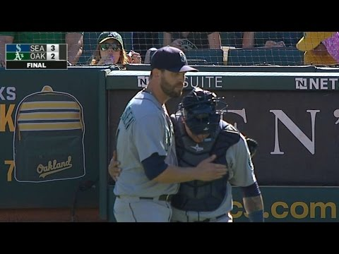 9/6/15: Mariners stave off A