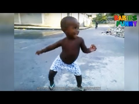 Funniest African Kids Dancing!!!