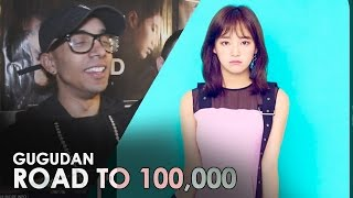 gugudan 구구단 a girl like me reaction video roadto100k