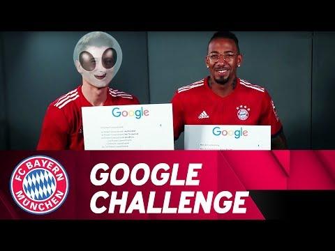 Is Robert Lewandowski an Alien? | Google Autocomplete Challenge