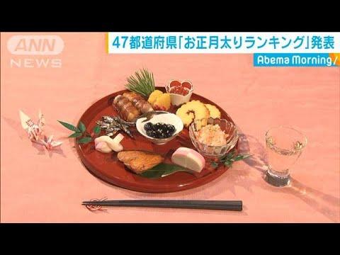 お正月太りランキング 半数が「太った」と回答(20/01/15) (Việt Sub)