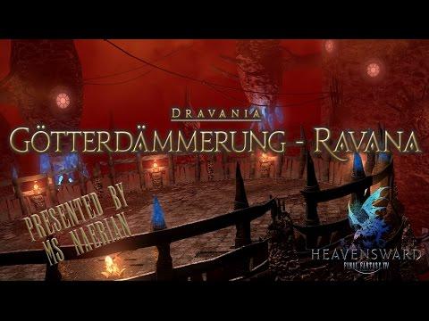 FFXIV Heavensward Primae Guide   001 Ravana (HARD) (deutsch)