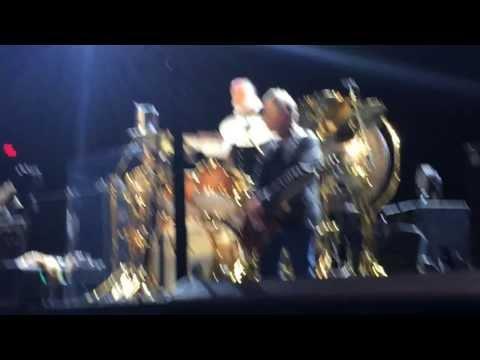 Fleetwood Mac 12/30/13 Las Vegas Band Intros Including John McVie MGM Grand Garden Arena