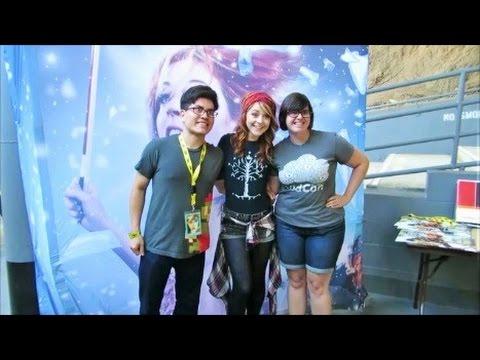 Lindsey Stirling Meet & Greet / Concert! 8-17-15
