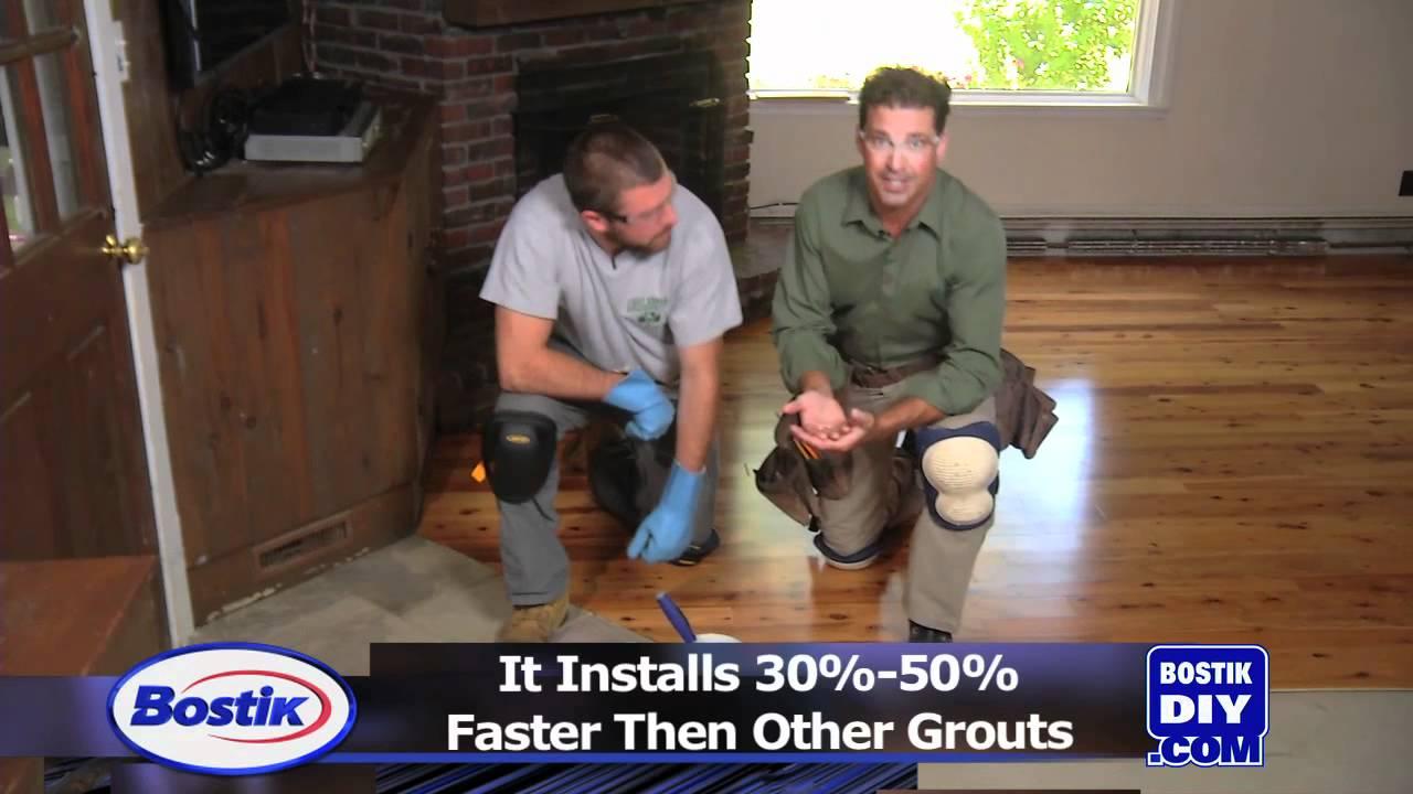 Bostik Never Seal Instructional Video HD