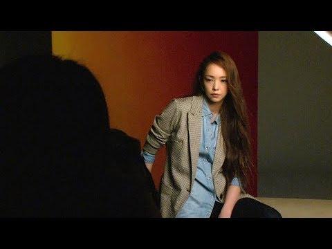 安室奈美恵「H&M」コラボキャンペーンのメーキング映像公開 「MY HEROネックレス」の発売も決定