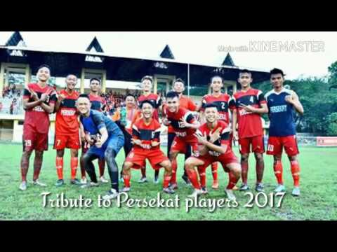 Persekat 2017 (tribute to player)