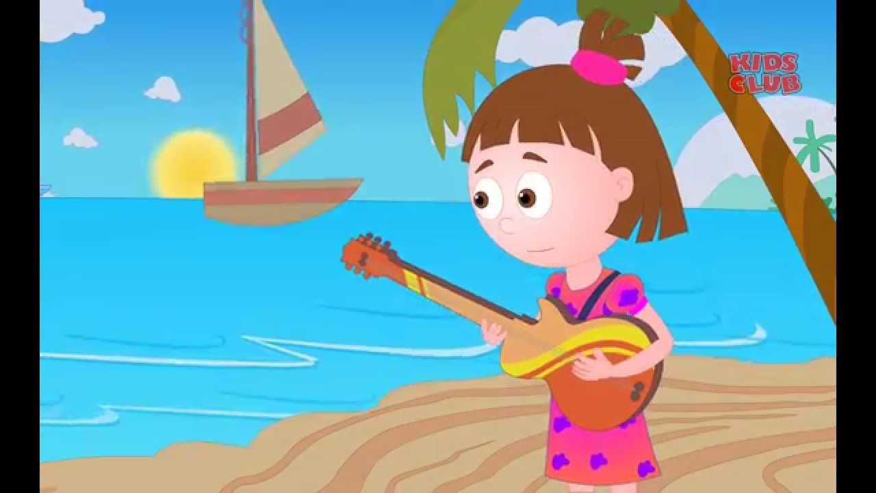My Bonnie Lies Over The Ocean Por Nursery Rhymes Collection I Children Songs