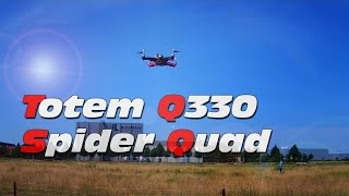 DutchRC - HobbyKing Totem Q330 Spider Quadcopter - with HKpilot Mega 2.7
