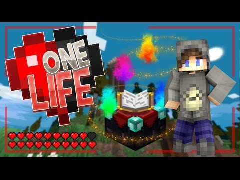 ENCHANTING TOWER?! - One Life Minecraft SMP - Ep.11