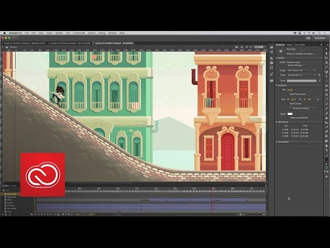What is Adobe Animate CC (October 2017)| Adobe Creative Cloud