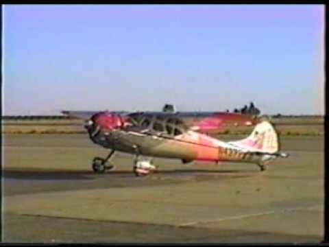 Cessna 190 and 195