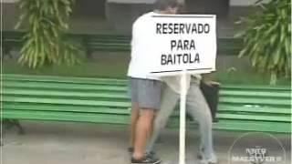 BANCO RESERVADO PARA BAITOLAS E VIADOS