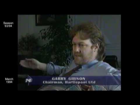 1993 - 1994 Hartlepool FC 36 Crisis Documentary