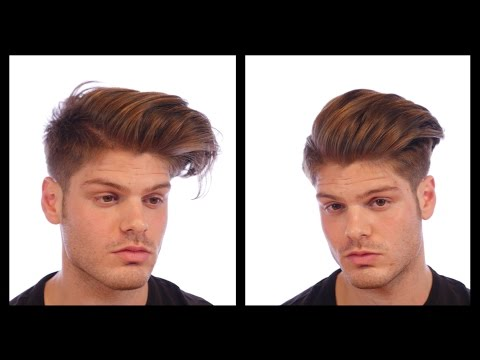 Mens Edgy Undercut Haircut With Anthony Deluca Thesalonguy Youtube