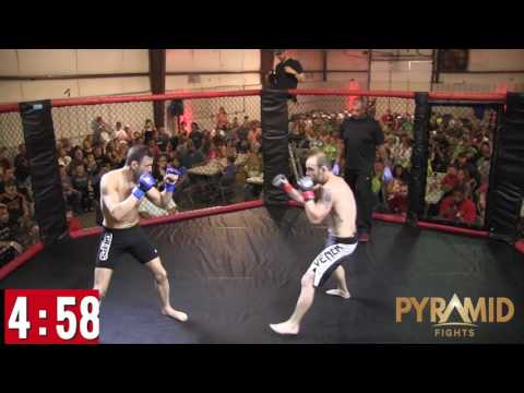 Pyramid Fights 02 - Wes Sharp vs Jerrod Osthoff