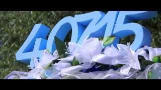Мария и Виктор свадьба в Суворове (Репортажный ролик)