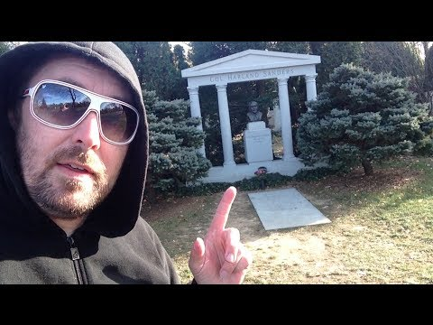 TheDailyWoo - 512 (11/25/13) Grave Of Colonel Sanders