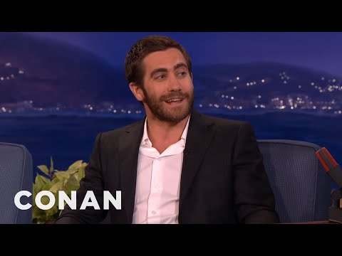 Jake Gyllenhaal's Horrible Halloween Costumes  - CONAN on TBS