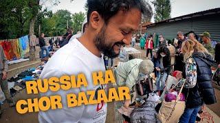 Russia Vlog | Russia Chor Bazaar | Russia Nightlife | Russia Trip | Russia lifestyle