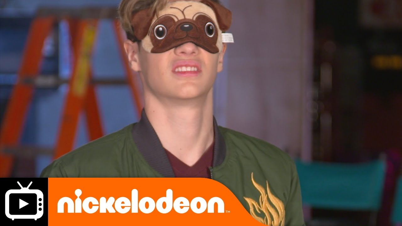 Download Rufus 2 - Jace Norman Blindfold Challenge | Nickelodeon UK