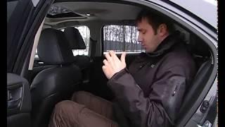 Suzuki Kizashi: тест-драйв программы Автопанорама