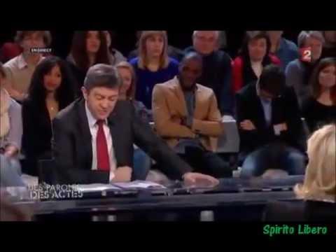 Mélenchon explose et déstabilise Marine Le Pen sur France 2