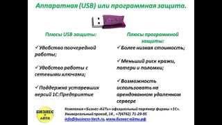 видео Рекомендации по выбору оборудования для работы с 1С:Предприятием 8