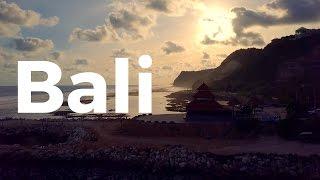 DJI Mavic Pro in Bali in 4K!