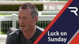 Kieren Fallon - Luck On Sunday - Racing TV