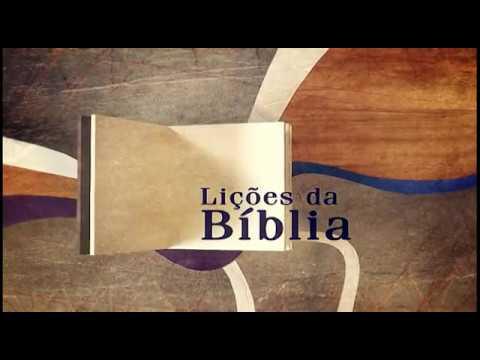 Lição 14 - Anunciando a glória da cruz - Lições da Bíblia