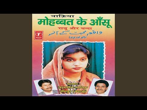 Waqya Mohabbat Ke Anshoo (Raju Aur Chanda)