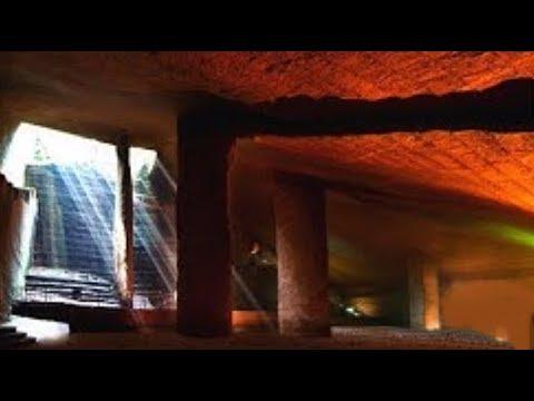 Unbekannte Technologie In Uralten Chinesischen Höhlen Entdeckt
