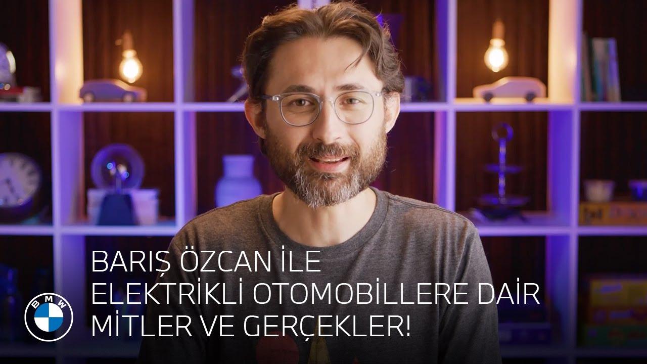 Barış Özcan ile Elektrikli Otomobillere Dair Mitler ve Gerçekler!