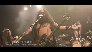 CIRCLE OF WITCHES - Going to Church ( Live in Moscow - Russia )