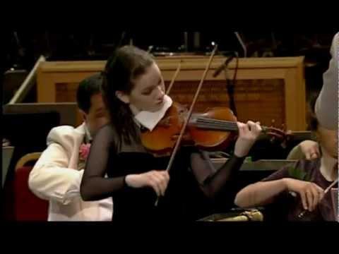 Hahn - Mozart - Violin Concerto No.4