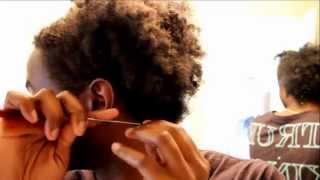 Afro Tips &  Loosening Hair Braids RIght - ckhidHAIR ep. 13