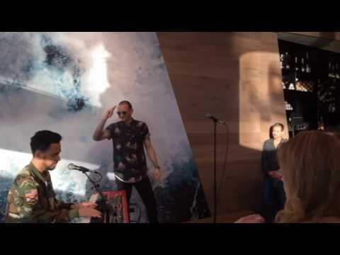 Linkin Park at the Mercedes Me Store (Q&A / Acoustic Live Performance)