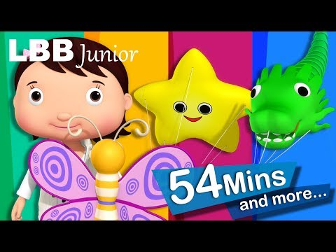 Kite Flying Song | And Lots More Original Songs | From LBB Junior!
