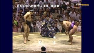 【2/3】千代の富士53連勝全取組