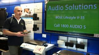 Video Bose V35 review Bose Lifestyle V35 review download MP3, 3GP, MP4, WEBM, AVI, FLV Agustus 2018