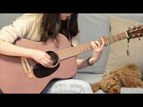 (guitar cover ver.) A Step You Can't Take Back - Keira Knightley