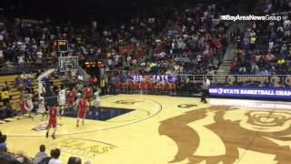 Here is how close Mater Dei came to winning state title at end of regulation. Game with Bishop O'Dow
