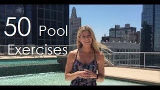 50 Pool Exercises | Choices Coach | Sara Moser