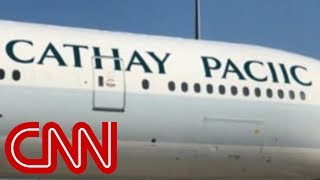 Airline misspells own name on plane